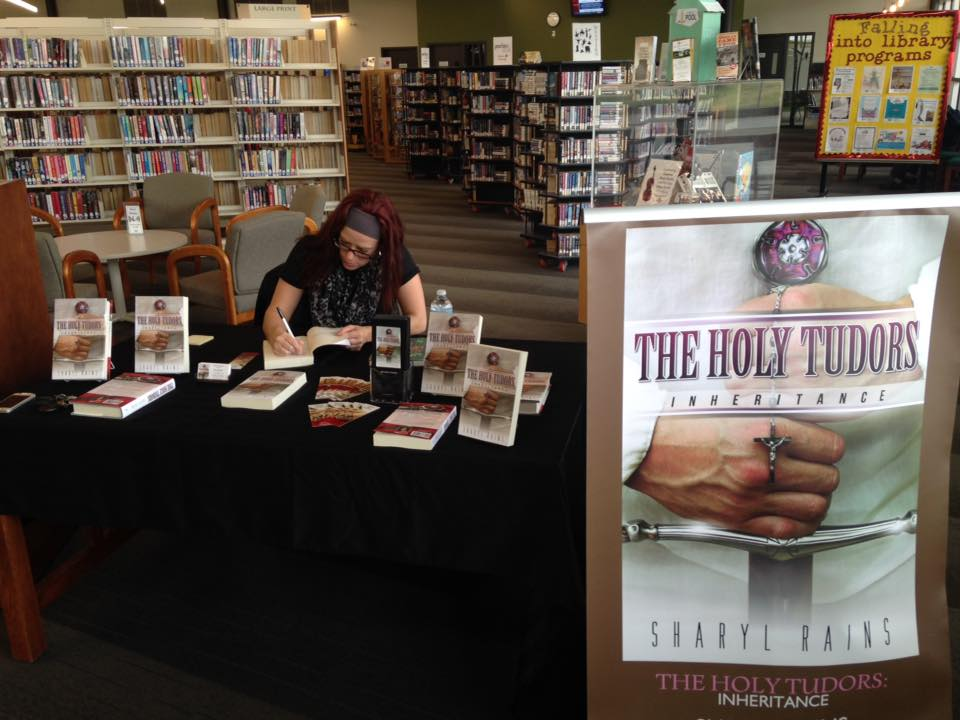 sharyl-library-signing