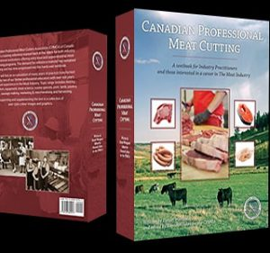 Canadian Professional Meat Cutting textbook
