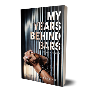 my years behind bars